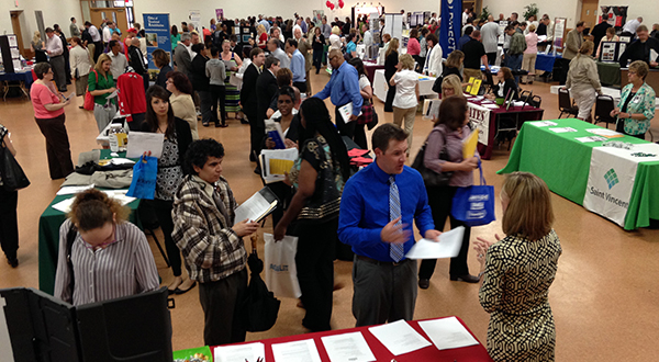 NWPA WIA Job Fair - Dislocated Worker Program