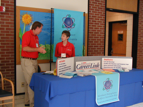 CareerLink - NWPA WIA - Job Fair